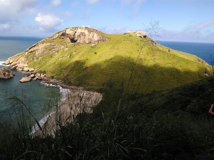 Pedra da Tartaruga Perigoso Beach Rio De Janeiro Brazil