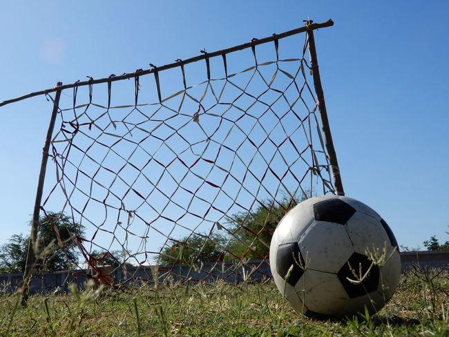 Children Dreams Football Football Goal Ball Goal Net Shooting Soccer Soccer Goal