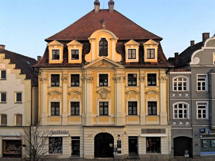 Germany Ingolstadt Building Exterior Architecture Built Structure No People