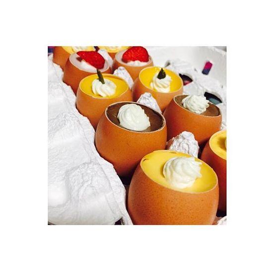 頂き物。美味しそうなプリン🍮(´꒳`*)💕プリン Quatre 卵