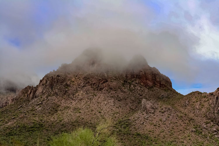 Ironwood Forest National Monument Arid Climate Beauty In Nature Climate Cloud - Sky Day Environment Formation Geology Land Landscape Mountain Nature No People Non-urban Scene Outdoors Physical Geography Power In Nature Remote Rock Scenics - Nature Sky Tranquil Scene Tranquility Volcano