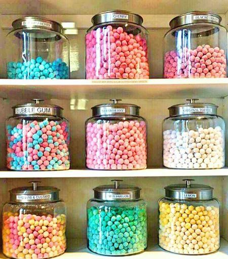 Choice Jar Shelf Multi Colored Variation Food No People Food And Drink Indoors  Business Finance And Industry Pickle Freshness Serving Dish Day Sweet Distractions Store Cute