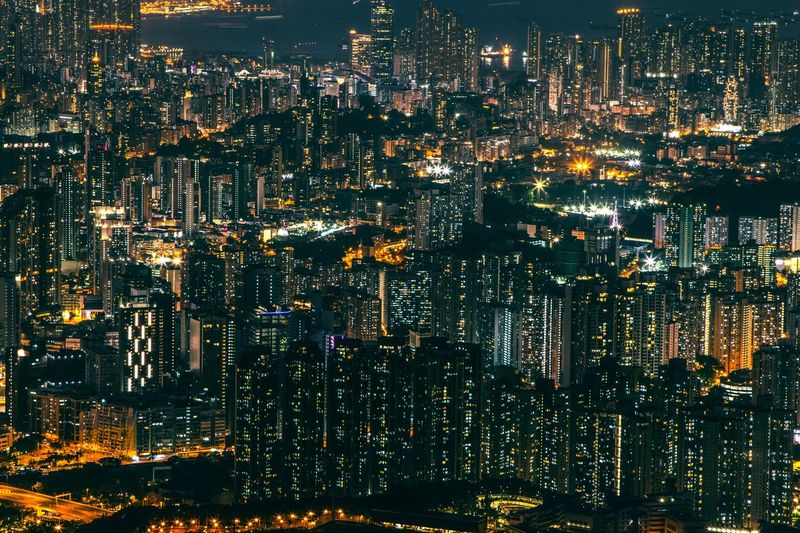 Hong Kong 🇭🇰 Nightscape Night Sky Light And Dark Light In The Darkness Night Shot Night Lights Nightphotography Hongkongphotography Hong Kong Skyline Hong Kong City Illuminated Cityscape Architecture Night City Built Structure Building Exterior Building Nightlife Skyscraper Outdoors The Traveler - 2018 EyeEm Awards