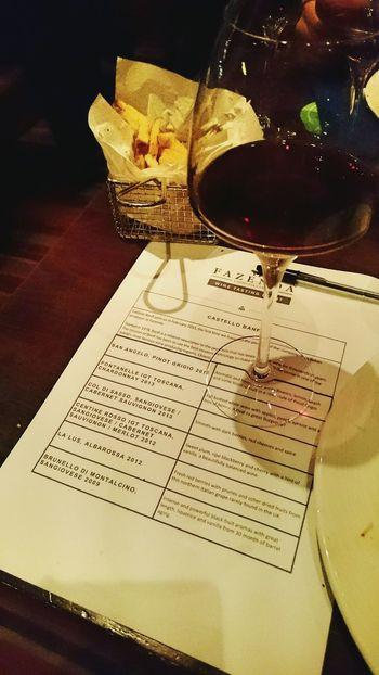 Wine Masterclass Leeds Fazenda Wine Tasting Having Fun Day Off Dinner