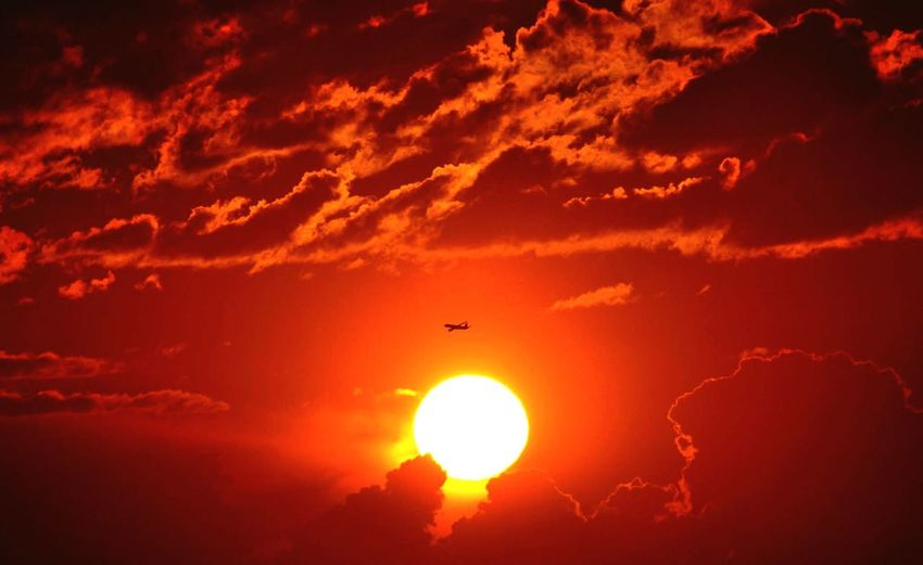 Sunrise - The Cloud's Embrace Sunrise