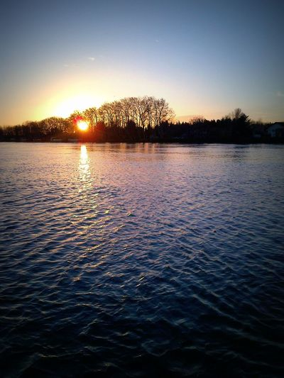 Good Morning Avignon , Coucher De Soleil L'été , Beautiful Colours....