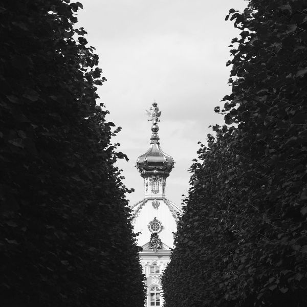 Architecture Christianity Church City No People Orthodox Christian Monastery Orthodox Christianity Quadrate Sky Tree