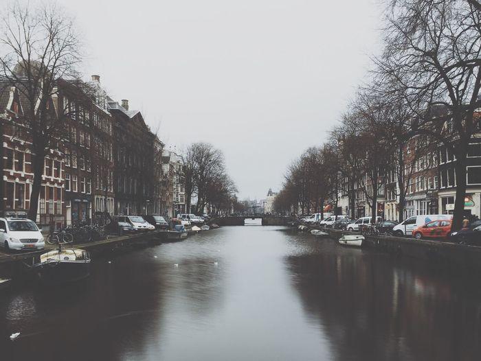 Vscocam VSCO VSCO Cam Amsterdam Canal Skrwt