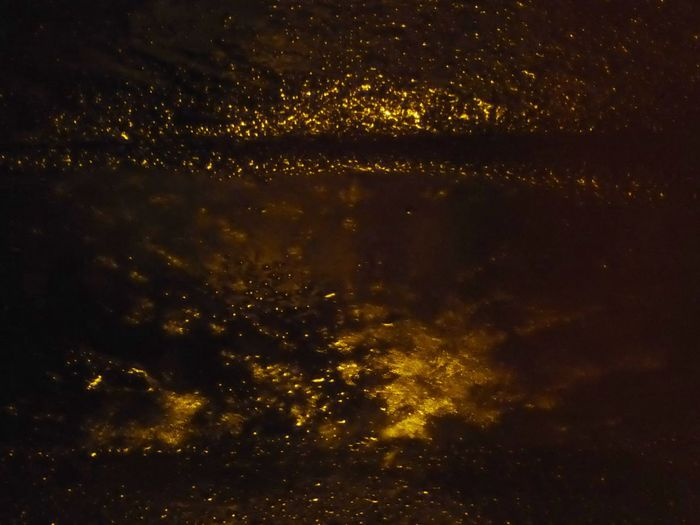 a puddle in the light of the lantern😍for me it's beautiful Golden Light Beauty In Nature Enjoy The View Rainlovers View From Above Beautiful Reflection In A Puddle Beautyineverything Tranquility Beauty Is Everywhere