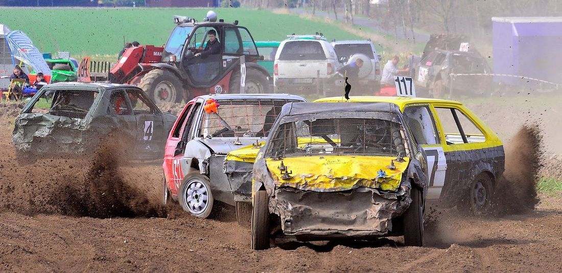 Stock Car Rennen in Sittensen. Action Action Shot  Germany Motorsport Motorsports Stock Car Stock Car Race Stock Cars