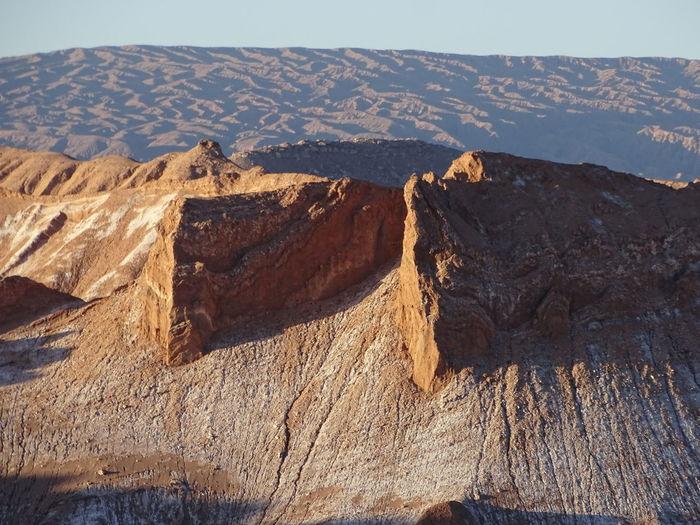Atacama Desert Landscape Moon Valley Mountain No People Non-urban Scene Scenics Tranquility