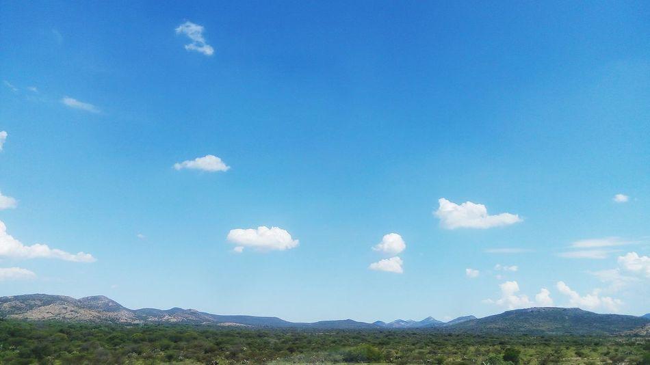 Blue Mountain Sky Nature Outdoors Beauty In Nature Cmh Querétaro CadereytaPuebloMágico