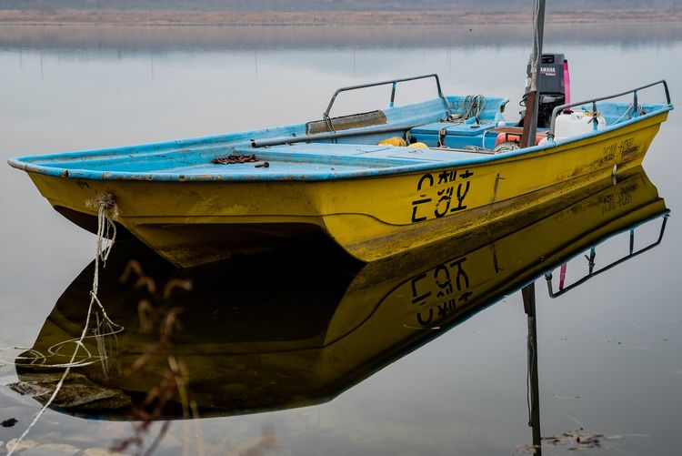 Nautical Vessel Transportation Water Moored Mode Of Transport Boat Outdoors Day No People Nature Close-up