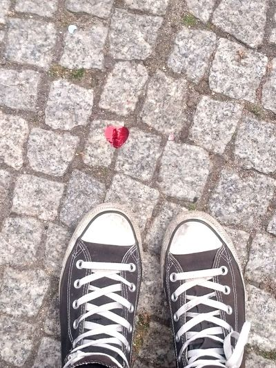 Love. Heart Love On The Streets Converse Chucks All I Need Is Love Lonliness