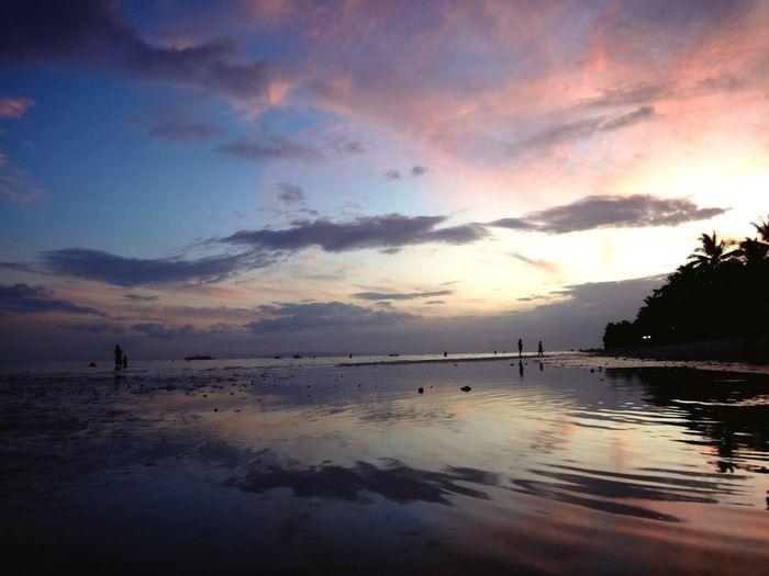 Travel Sunset Itsmorefuninthephilippines Beach Life