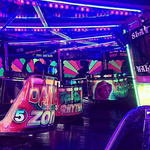 Funfair UK Funfair Dodgems