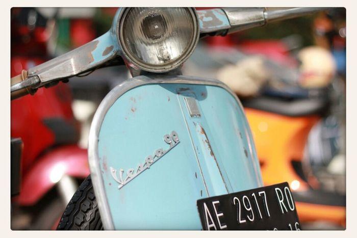 Darling 1966 Bogor Bopscoot Vespa
