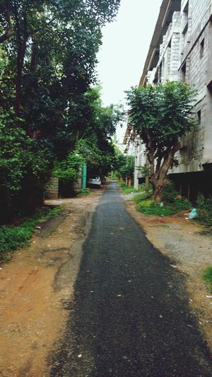 Road Less Travelled Bangalorediaries Building Structures