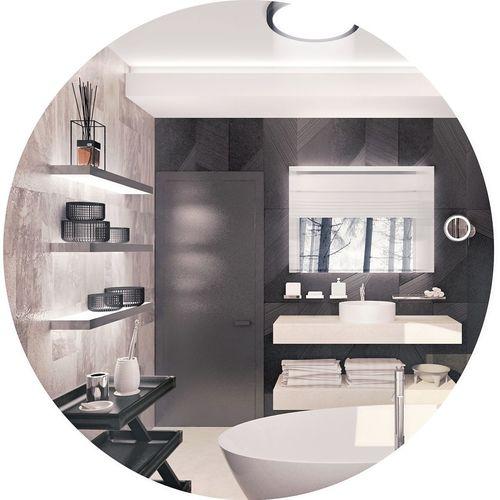 дизайн 3d Interior Design Design Image Relaxing Enjoying Life Bathroom