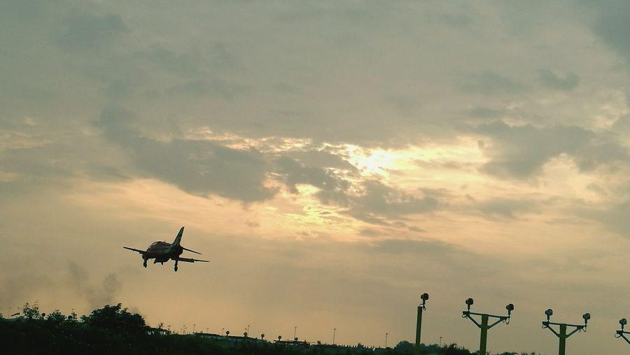 Liverpool Airport Redstar