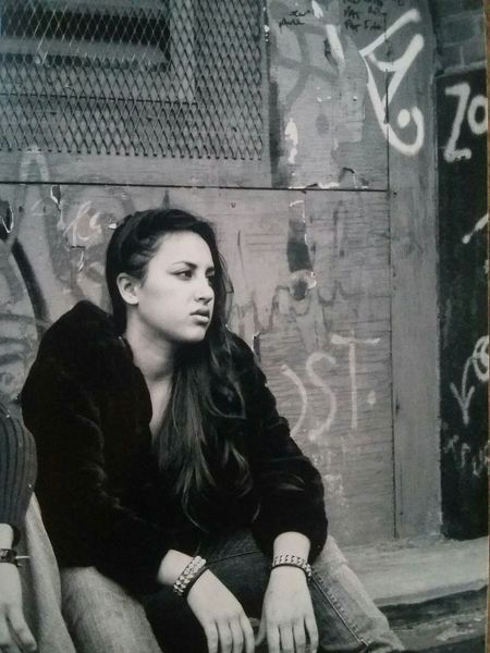 Taking Photos Fashionshoot Fashion&style Streetphotography Brooklyn Portrait Of A Friend Street Photography Urban Fashion Natural Light Portrait Street Fashion Fashion Photography Graffiti Black And White Bnw Portrait Of A Woman The Portraitist - The 2016 EyeEm Awards Monochrome Photograhy Monochrome Photography