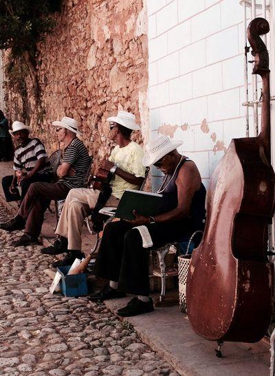 Music Fun Musician Musical Instrument Performance Group Making Music Cuba Cuban Life Cuban Musicians Trinidad Sound Of Life SOUND AND MUSIC