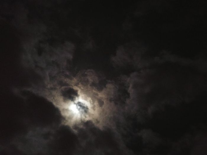 Nightphotography Illuminated Dark Overnight Success No People Galaxy Star Field Weather Treethugger Naturerox Cloud - Sky Meteorology Ethereal Cloud Outdoors Cloudscape Moon Nature Majestic Low Angle View Scenics Beauty In Nature