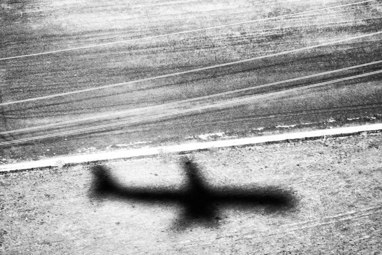 Landing Plane Road Travel Traveling Abstract Aircraft Approaching Field Flying High Angle View Nature Plane Shadow Shadow Tourism Transportation Travel Destinations