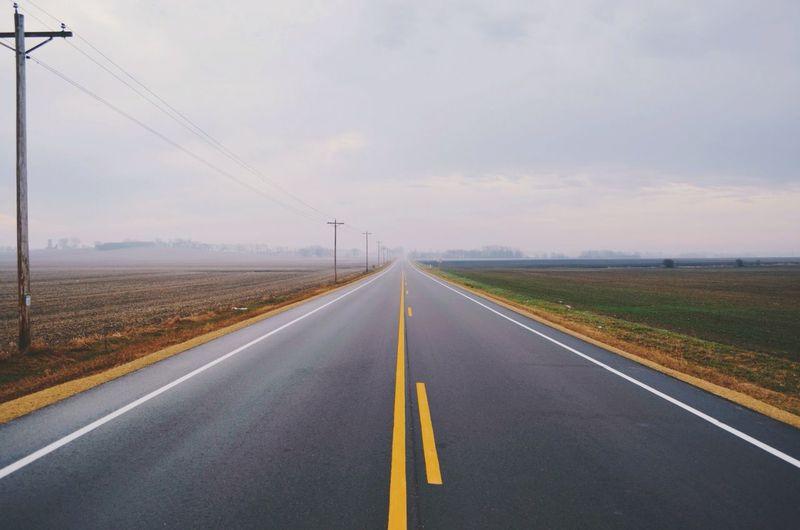 Learn & Shoot: Simplicity Road Country Wonderlust EyeEmFiveSenses