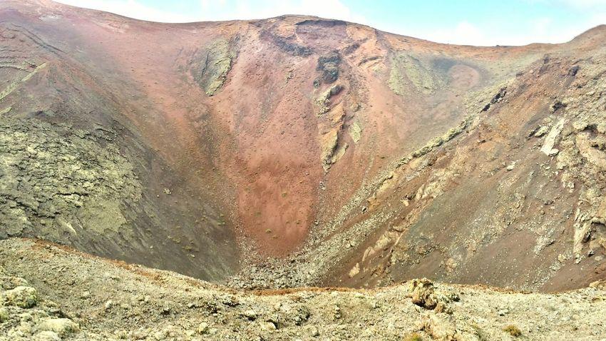 Timanfaya Islas Canarias Canary Islands Lanzarote Island Lanzarote Paisaje Vacaciones🌴 Marte Mars Planet