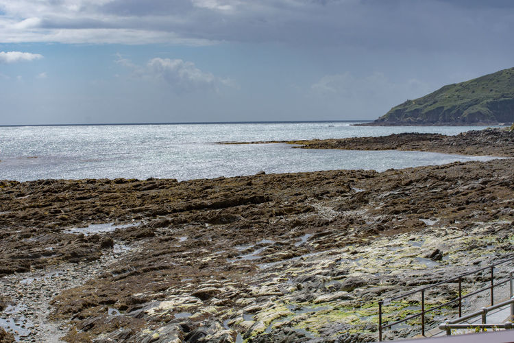 Beauty In Nature Day Looe Nature No People Outdoors Scenics Sea Sky Tranquil Scene Tranquility Water
