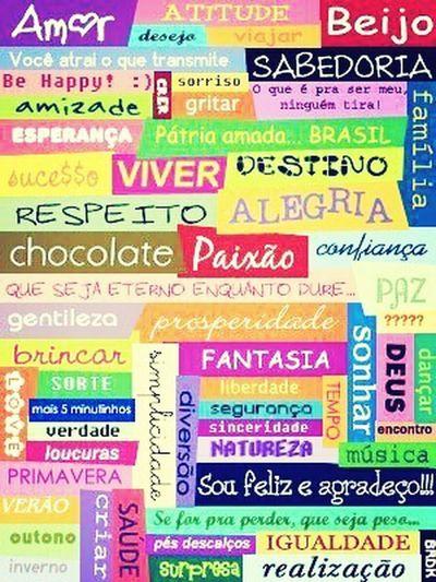 #Amor #Música #Sorte #Natureza #Feliz2013 !!!!