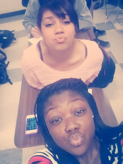 Me And My Boo @Only1_shalababyeee