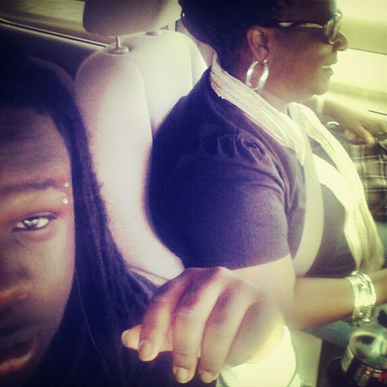 me nd my momma