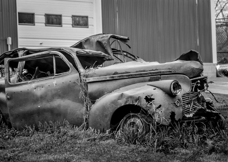 The Street Photographer - 2016 EyeEm Awards My Favorite Photo Old Cars Cars Blackandwhite Blackandwhite Photography Bnw_collection Bnw_captures Bnw_life Bnwphotography EyeEm Best Shots Eye Em Best Shots Rural Scene Rural America Rural Decay Destroyed Ruined Rusty Rusted Metal  EyeEm Gallery Picoftheday Photooftheday EyeEmBestPics Antique Car Bestoftheday