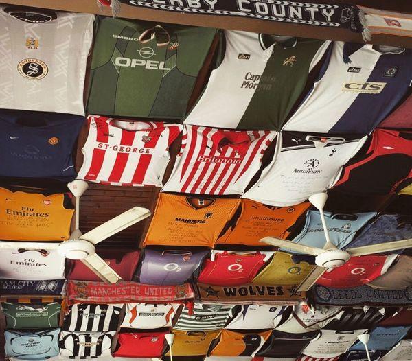 Sportbar T-shirts Shuhov Sportbar Cyprus IPhoneography Football