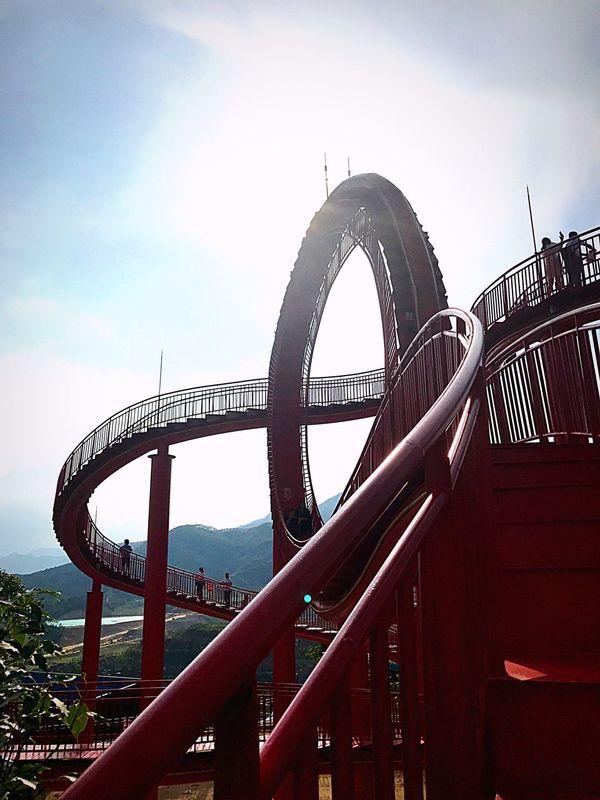 Scenery Roller coaster First Eyeem Photo