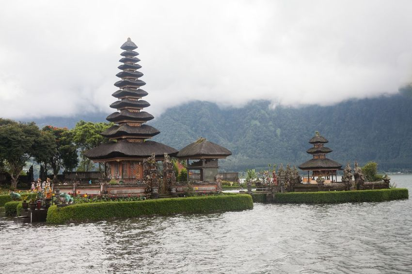Holiday in Bali, Indonesia - Ulundanu Temple and Lake Beratan Arched Architecture Bali Bali Temple Bali, Indonesia Beratab Buddhism Day Hindu Hindu Culture Hindu Temple Hinduism Indian INDONESIA Indonesia_photography Lake Beratan No People Outdoors Religion Temple Temple Architecture Ulundanu Ulundanu Temple Ulundanuberatan Bali