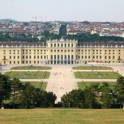 From Vienna with love! Travel Wien Mik Bécs Schönnbrunn Austria Östereich