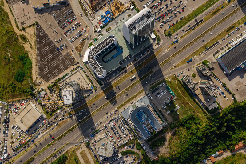 Birds view 3 Mavic2pro Aerial View Architecture Building Building Exterior Built Structure Car City City Life City Street Cityscape Djimavic2pro High Angle View Housing Development Land Vehicle Mode Of Transportation Motor Vehicle No People Outdoors Road Skyscraper Street Traffic Transportation Travel Destinations