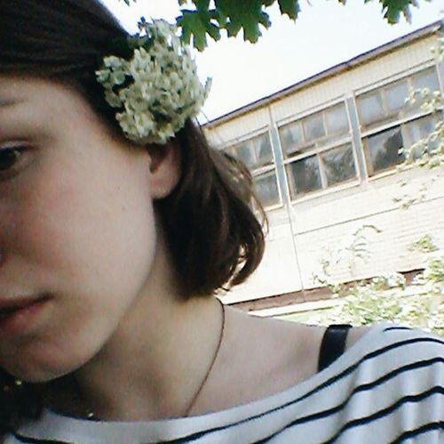 Весение цветы