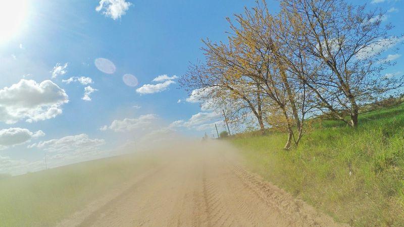 Taking Photos Quad Quad Biking Quadtour Dusty Road Enjoying Life Dusty Dust In The Wind Dirty Road