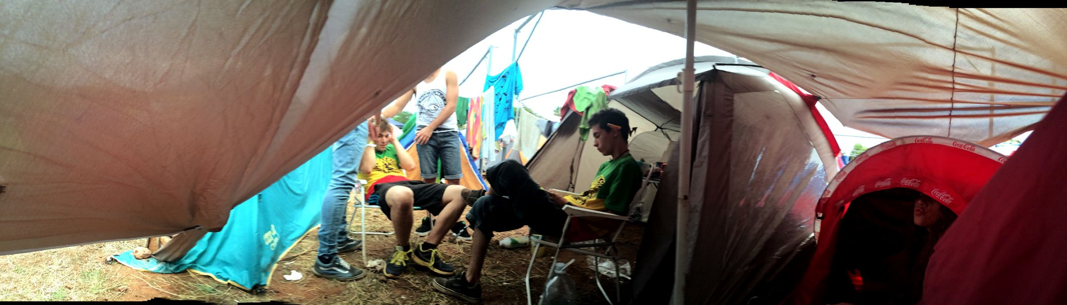 Enjoying Life Camping Hello World Love RASTA Weed Rototomsunsplash Urban Lifestyle