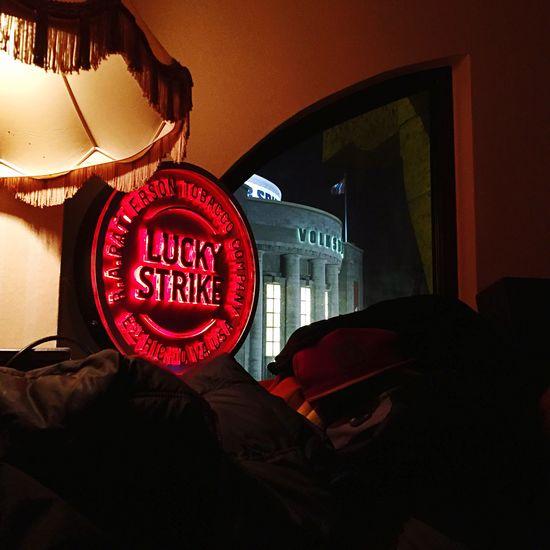 Volksbühne Lucky Strike
