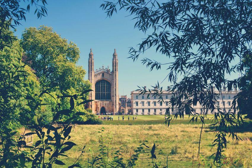 Architecture College Cambridgeshire Cambridge Postcode Postcards