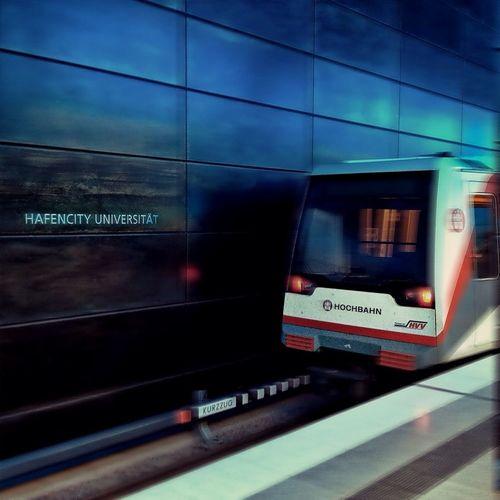 U-Bahn Hafencity Universität