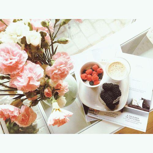Enjoying Life Breakfast ♥