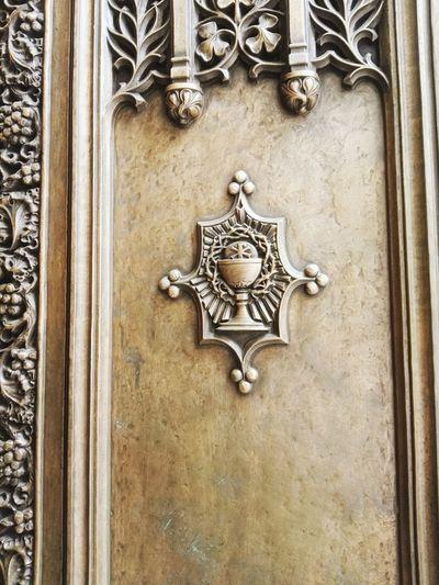 Puerta De Iglesia San Patricio, New York