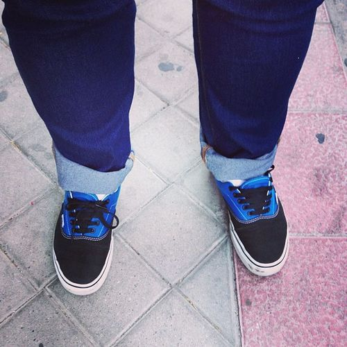 """@suculoesmiel dice que esto es un """"look hipster""""... Yo solo lo hice porque me quedan largos..."""
