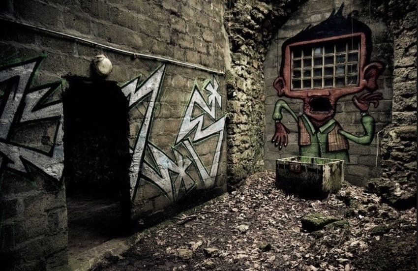 Abandoned Buildings